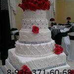 Свадебный торт 6 ярусов_13