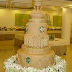 Свадебный торт 6 ярусов_16