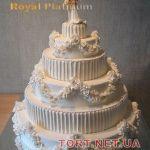 Свадебный торт 6 ярусов_1