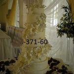 Свадебный торт 6 ярусов_2