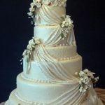 Свадебный торт 6 ярусов_4