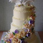 Свадебный торт 6 ярусов_9