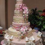 Свадебный торт 7 ярусов_1