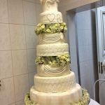 Свадебный торт 7 ярусов_4