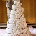 Свадебный торт 8 ярусов_1