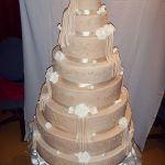 Свадебный торт 8 ярусов_5