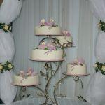 Необычный торт на свадьбу_10