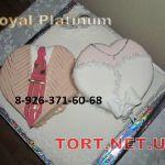 Необычный торт на свадьбу_17