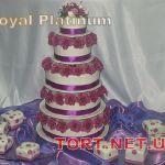Необычный торт на свадьбу_22