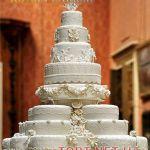 Необычный торт на свадьбу_8