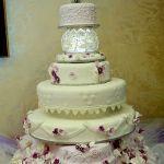 Необычный торт на свадьбу_9