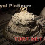 Свадебный торт из крема_3