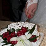 Свадебный торт из крема_7