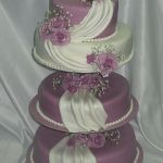 Свадебный торт на подставке_21