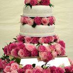 Свадебный торт на подставке_6