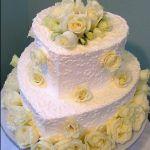 Свадебный торт Сердце_13