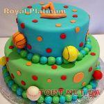 Торт Спорт_2