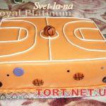 Торт Баскетбол_3