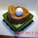 Торт Бейсбол_2