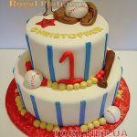 Торт Бейсбол_4
