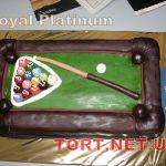 Торт Бильярд_1