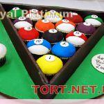 Торт Бильярд_3