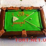 Торт Бильярд_4