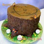 Торт Гольф_4