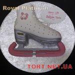 Торт Коньки_2