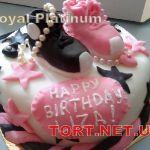 Торт Кроссовки_5