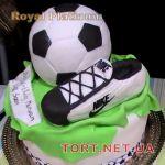 Торт Кроссовки_8