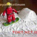Торт Лыжник_2