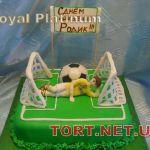 Торт Футбол_1