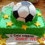 Торт Футбол_20