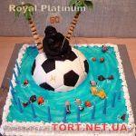 Торт Футбол_21