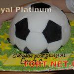 Торт Футбол_23