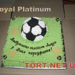 Торт Футбол_24