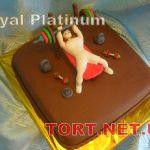 Торт Штангист_1