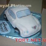 Торт Автомобиль_10