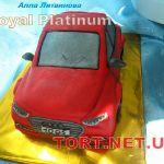 Торт Автомобиль_12