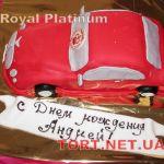 Торт Автомобиль_13