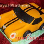 Торт Автомобиль_15