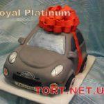 Торт Автомобиль_16
