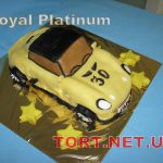 Торт Автомобиль_19