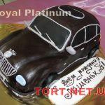 Торт Автомобиль_22
