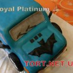 Торт Автомобиль_24