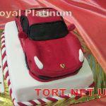 Торт Автомобиль_2