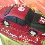 Торт Автомобиль_3