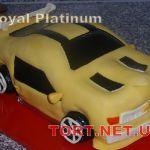 Торт Автомобиль_49