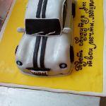 Торт Автомобиль_54